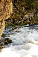 River in the mountains by themagilla