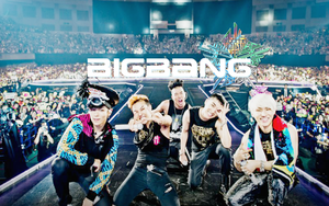 BIGBANG - WALLPAPER 3 by Ekumimi