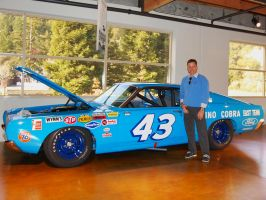 43 Richard Petty 1969 Ford Torino by Partywave