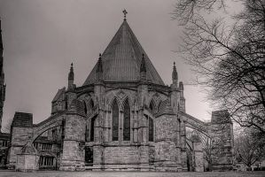 The Chapter House, Lincoln Cathedral... by TheBaldingOne