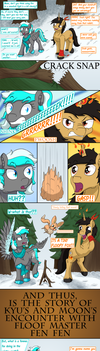 A First Meeting . . . Or Something by PegasusJedi