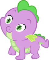 Baby Spike: You Don't Say? by MillennialDan