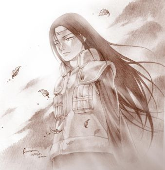 Neji Hyuuga: A Great Ninja by Nick-Ian