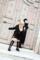 Durarara - Prince and Butler by Majin-sama