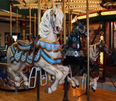 Missoula Carousel 3 by Falln-Stock