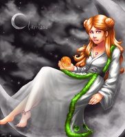clarrissa by sweet-pea-soup