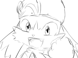 Klonoa by CheloStracks