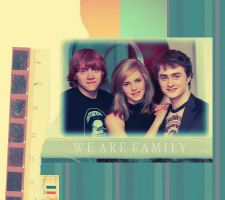 We are family by MarySeverus