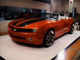 Chevrolet Camaro Concept by rioross