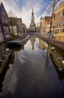 Alkmaar by CanvasOfLight