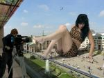 Footage of a giantess by Beregous