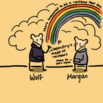 World of Morgan III: Rainbows and Chem by Sketch06