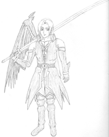 Sephiroth by Soldiers-of-Legacy