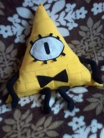 Bill Cipher (toy) by LanaDemon