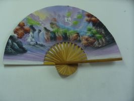 Giant Fan by Insan-Stock