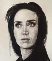 Jennifer Connelly by sindisj