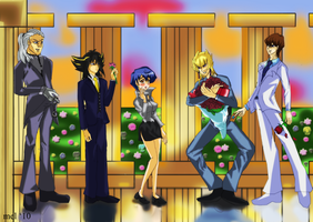 Mikage's Suitors by Mel-Meiko-Mei-Ling