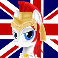 Britannia Pony by Dragonfoorm