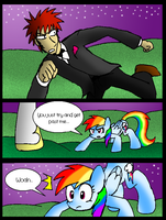 My Little Dashie II: Page 105 by NeonCabaret