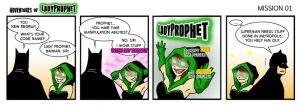 Adventures of Lady Prophet 01 by LadyProphet