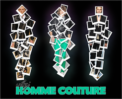 Homme Couture by a2designs