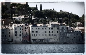 Rovinj, Croatia by shytiha