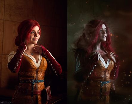The Witcher: Wild Hunt - Glamour Charm by MilliganVick