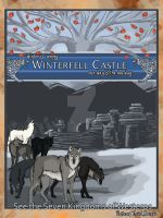 Winterfell Castle by coolbyproxy