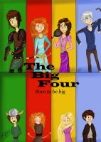 ROTBTD-THE BIG FOUR born to be big by Sonnikufan4ever
