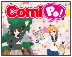 Comipo English Is here by Dragoshi1