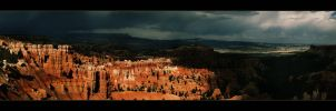 Bryce Canyon Panorama by sn4rk