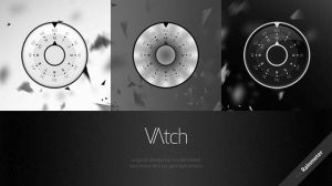 VAtch for Rainmeter by alperyesiltas