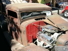 Chevrolet Motive Power for an International Rat by RoadTripDog