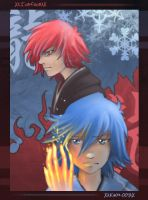Maplestory Ice and Fire by Blackpassion777
