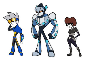 Main cast Part 1 by Noland005