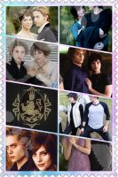 Jasper And Alice Love For Each Other 2 Collage by SUJUELFFOREVER