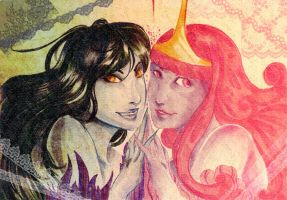 Vampire Queen, Candy Princess by miumiuchuu
