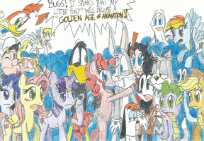 MLP: FiM Become A Golden Age Of Animation? by FelixToonimeFanX360