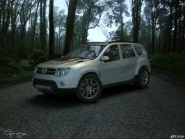 Dacia Duster Tuning 5 by cipriany