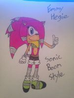 Emmy hegie boom style by emerswell