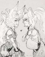 .: Love at first sight :. by Aurumis