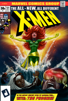 X-Men 101 Cover by DavidJacobDuke