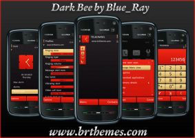 Bee Dark Edition by BlueRay by Brthemes