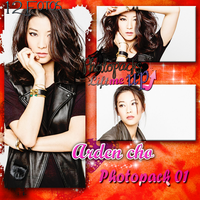 Photopack 01 Arden Cho by PhotopacksLiftMeUp