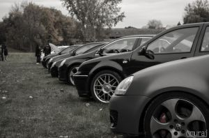 GTI line up by Naqphotos