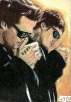The Boondock Saints by Cam11