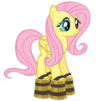 Fluttershy by Coolez