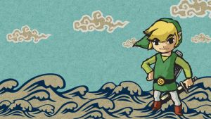Wind Waker Link Wallpaper by EpicSpace