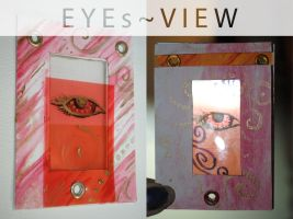 ATC's In Eye's View - view 2 T by GillianIvy