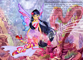 Under the Ocean of Melody by Galistar07water